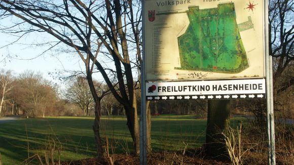 Nicht immer so friedlich: Volkspark Hasenheide