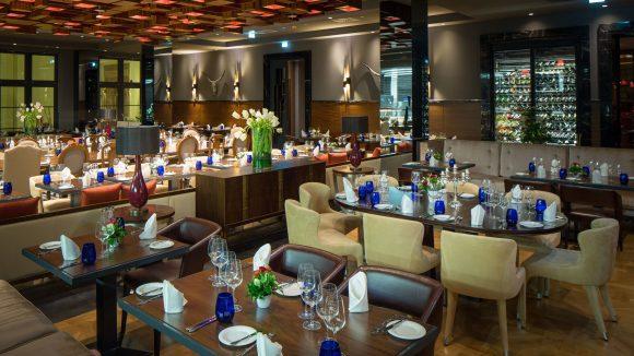 Fein speisen im Hasir Beef Club im Hotel Titanic Deluxe.