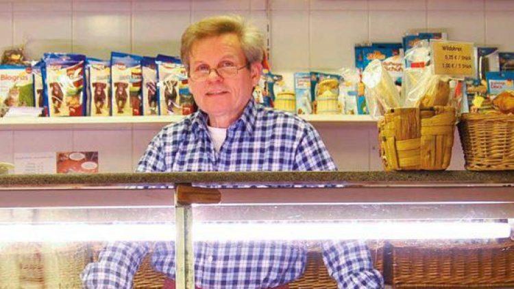 Joseph Heidingsfelder, Inhaber und gelernter Fleischermeister