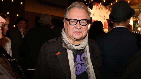 Und auch er ist im Film zu sehen: Musiker Heinz Rudolf Kunze.