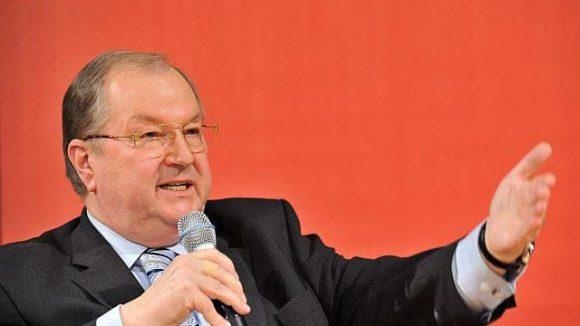 Rücktritt nach 13 Jahren: Heinz Buschkowsky (SPD) gibt sein Amt als Bezirksbürgermeister von Neukölln auf.