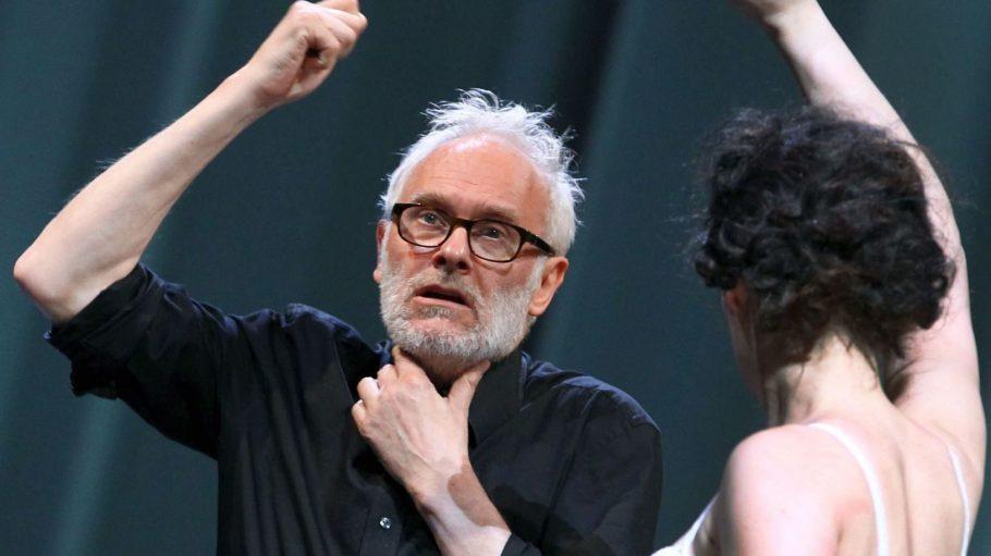 Der diesjährige Gewinner des Theaterpreises: Herbert Fritsch.