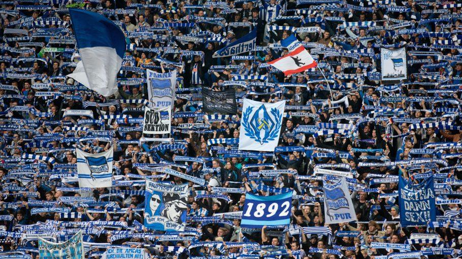 Hertha BSC Fans