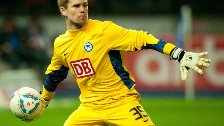 Thomas Kraft hat Konkurrenz aus dem Hertha-Nachwuchs.