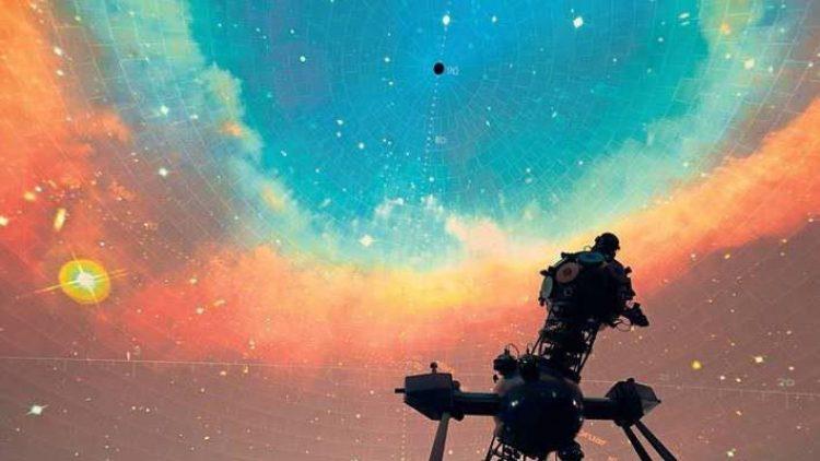 Himmelhoch jauchzend. Die Planetarien vereinen sich für eine galaktische Mission.