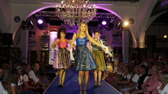 Angermaier zeigte im Hofbräuhaus seine neuen Kreationen: Für Frauen ...