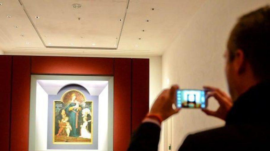 Die Darmstädter Madonna von Hans Holbein ist mit Abstand das teuerste Exponat.