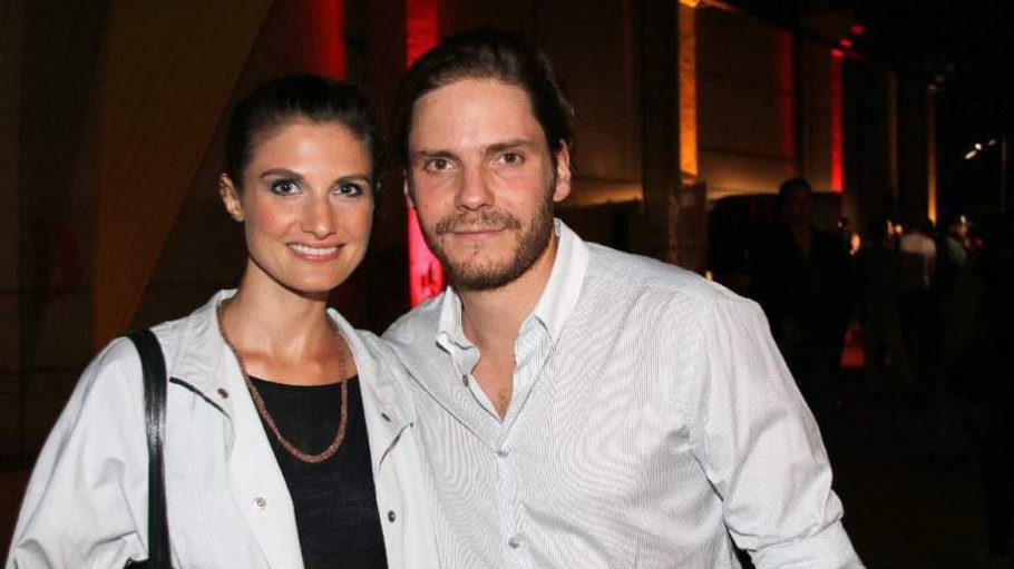 "Unser Hollywood-Export Daniel Brühl (""Rush"") mit seiner Freundin Felicitas Rombold."