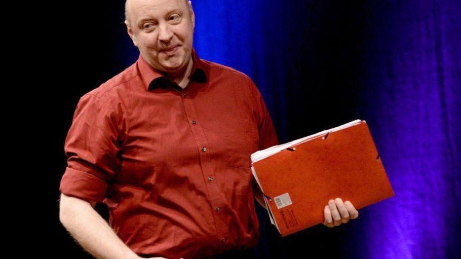 Nimmt sich auch gern mal auf die Schippe: Comedian Horst Evers.