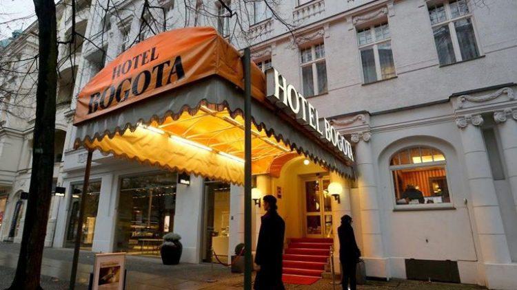 Das Hotel Bogota ist Geschichte. An diesem Wochenende kann man das Mobiliar des berühmten Hauses ersteigern.