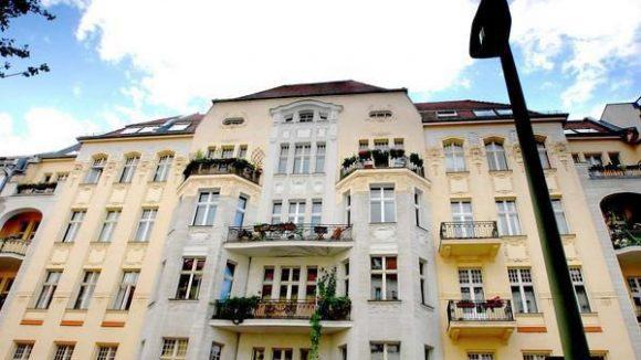 Immanuelkirchstraße in Prenzlauer Berg: Die Gentrifizierung schreitet voran.
