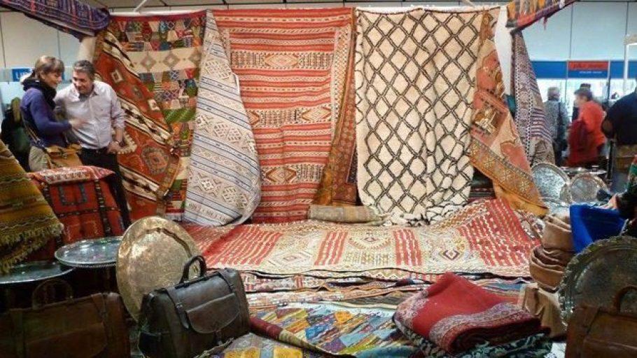 Mitte November findet in Berlin die internationale Verkaufsmesse Bazaar statt. Dabei legen die Veranstalter auch besonderen Wert auf fair gehandelte Produkte.