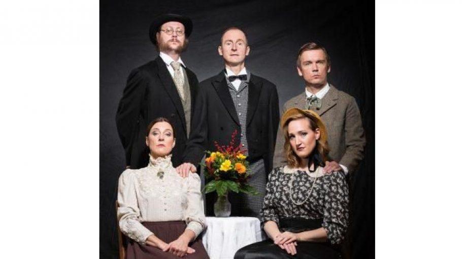 """Bei der IMPRO 2015 wird unter anderem """"The Hoffmanns - A Berlin Family Story"""" mit dem Publikum gemeinsam entwickelt. Am Freitag startet das Improtheater-Festival."""
