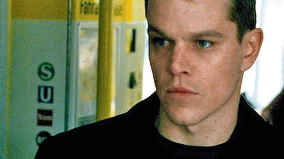 """In """"Die Bourne Verschwörung"""" lernte Matt Damon die Vorzüge der Berliner Straßenbahn kennen."""