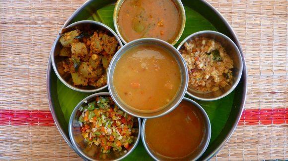 Einmal durch die kulinarische Welt Indiens - diese Restaurants machen's möglich.