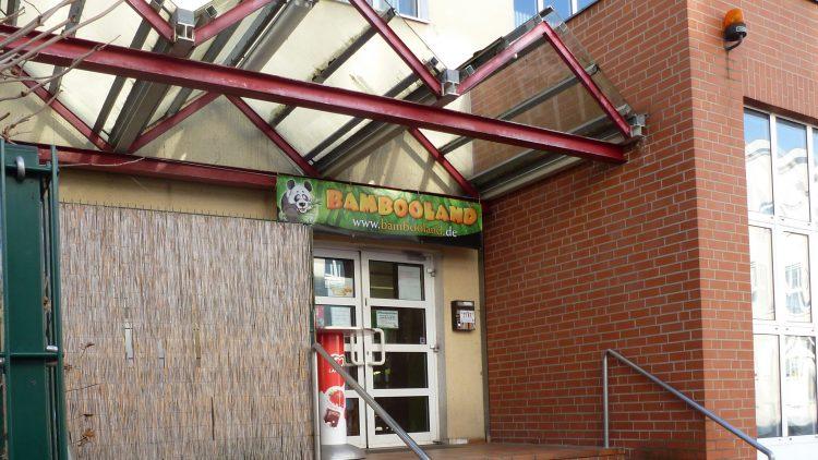 Der Indoorspielplatz Bambooland in Steglitz: außen naja, innen oha!