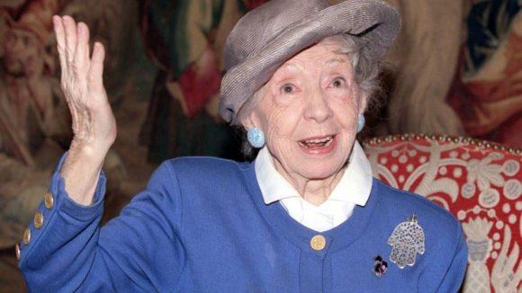 Inge Meysel ist im im Juli 2004 im Alter von 94 Jahren gestorben.