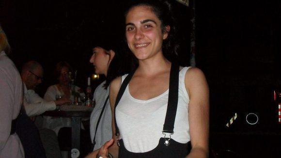 Ingrid vom Restaurant Gastón