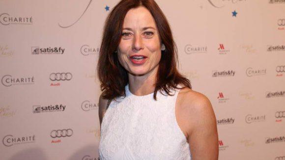 """Die bekannte Schauspielerin Inka Friedrich spielte schon mehrfach im Tatort und ihr erster Kinofilm war """"Sommer vorm Balkon""""."""
