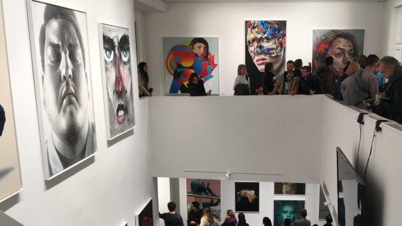 Das Museum for Urban Contemporary Art ist sehenwert: einzigartige Street Art-Werke und beeindruckende Architektur.