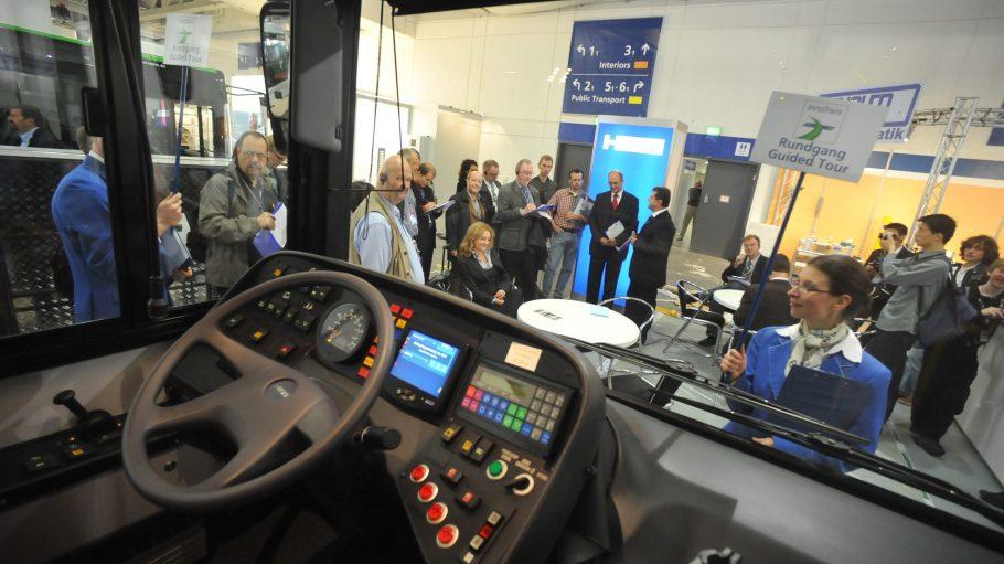 Wie bei der letzten InnoTrans 2010 wird es auch in diesem Jahr wieder viele verkehrstechnische Neuigkeiten zu sehen geben.