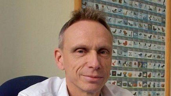 Frank Rüdiger ist Betriebsstättenleiter der Union Sozialer Einrichtungen GmbH.