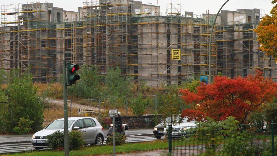 """Investruinen sehen so aus, aber für das Bauprojekt """"Möckernkiez"""" an der Yorck-/ Ecke Möckernstr in Berlin-Kreuzberg gibt es wieder Hoffnung."""