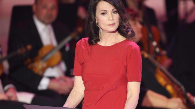 Iris Berben ist heute im Konzerthaus live zu erleben.