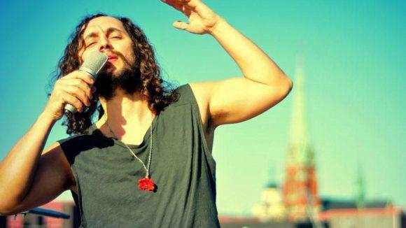 Auch mit dabei: der Turkish Folk-Rock-Star Hakan Vreskala.