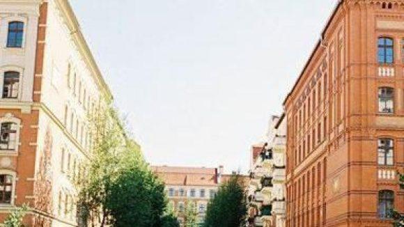 """Das ehemalige italienische Viertel gehört heute der Wohnbaugenossenschaft """"Bremer Höhe""""."""