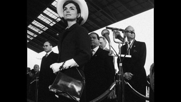 Die Ausstellung im Museum The Kennedys widmet sich dem modischen Stellenwert der First Lady.