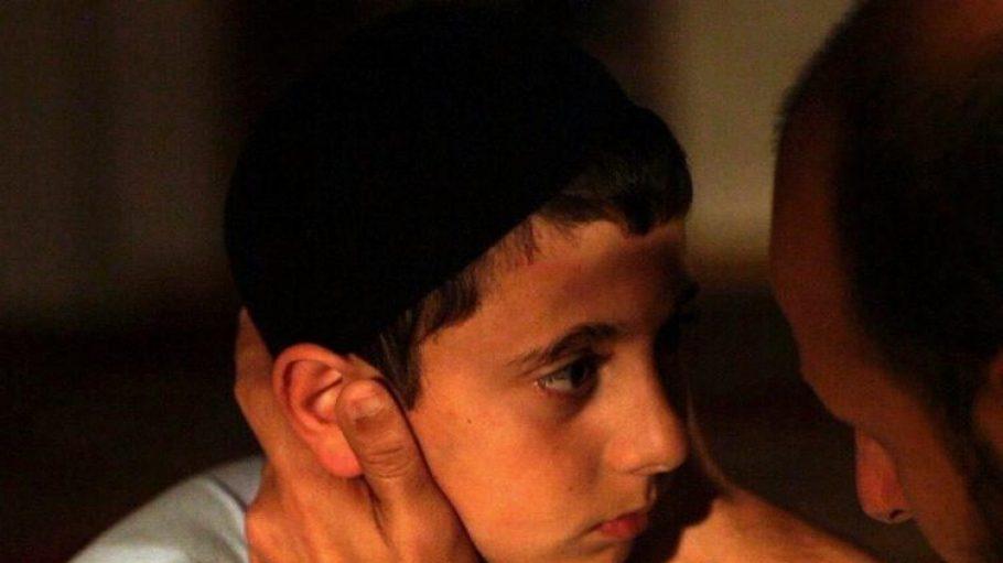"""Beeindruckender Jungschauspieler: Muatasem Mishal in Joel Fendelmans Film """"David""""."""