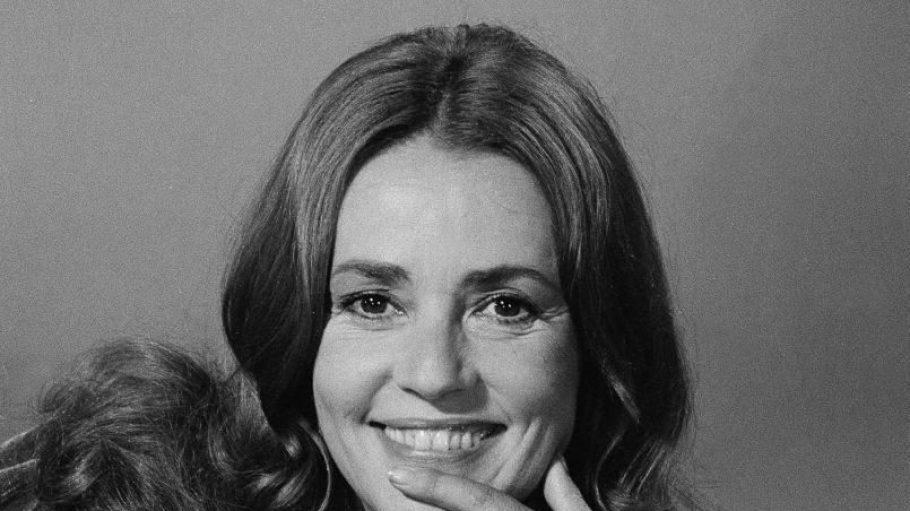 Die Ikone der Nouvelle Vague: Jeanne Moreau, hier im Jahr 1969.
