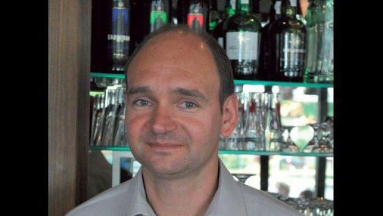 Jens Buchwald, Inhaber des neu eröffneten Restaurants Englers.