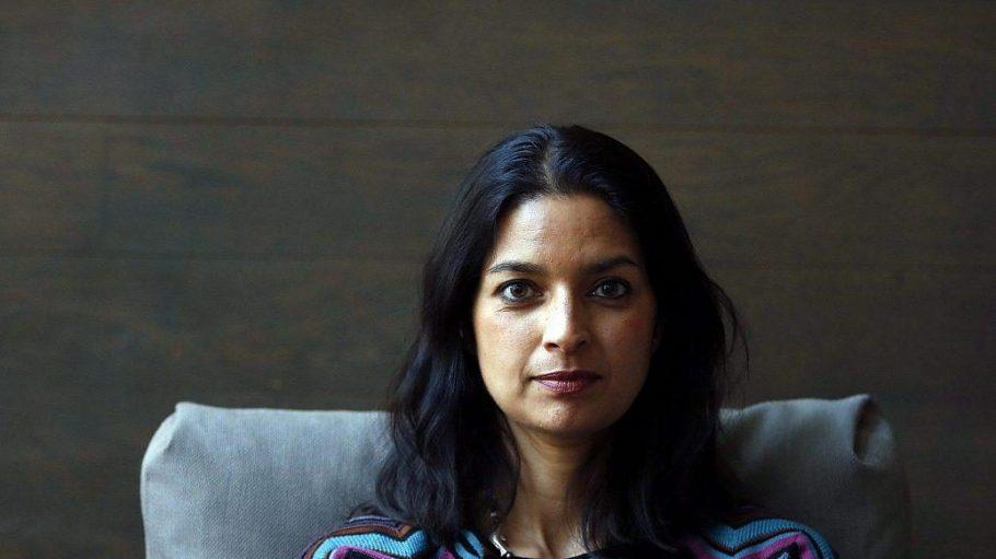 """Jhumpa Lahiris neues Buch """"Tiefland"""" wurde unter anderem für den renommierten Man Booker Prize nominiert. Heute liest sie in Berlin."""