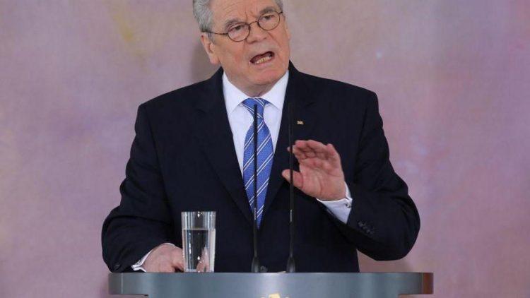 Joachim Gauck möchte zügige Rettung des BER.