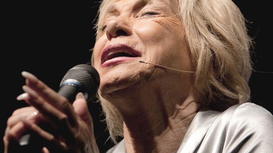 Mit Grandezza: Judy Winter in der Rolle der Hilde Knef.