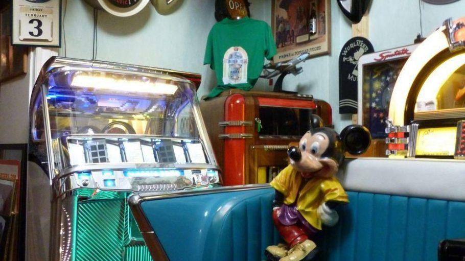 Mickey Mouse lässt grüßen!