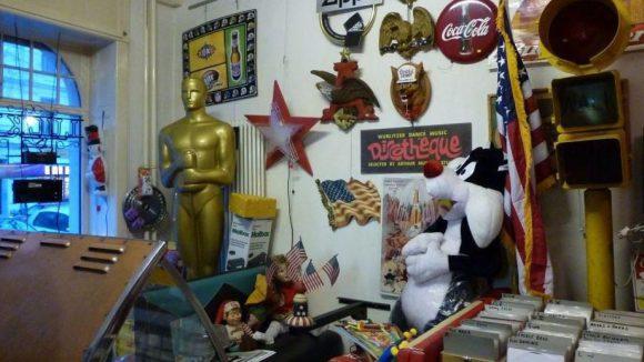 Jukeboxes, Deco, Neons, American Diner und vieles mehr bei Jukeland in Schöneberg