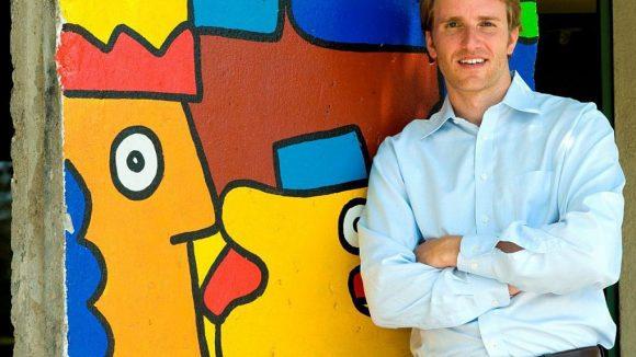 Justin Jampol ist Gründer und Direktor des Wendemuseums in Culver City, Kalifornien.