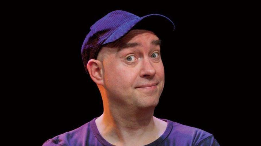 Der Kabarettist HG. Butzkow.