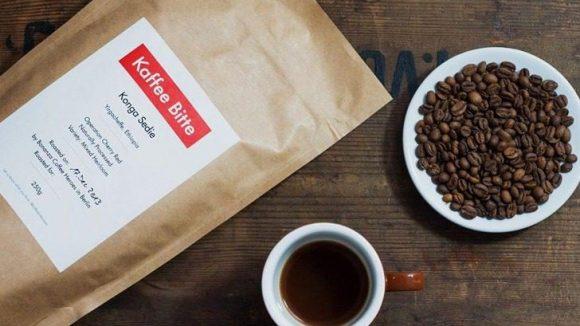 """Purer Kaffee-Genuss wird mit """"Kaffee Bitte"""" auch zu Hause möglich."""