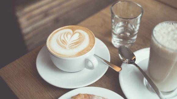 Zeit für einen leckeren Kaffee? Immer!