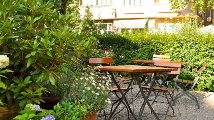 Der Garten der Kaiserdiele - nur einer der creme guides-Lieblingsorte in Friedenau.