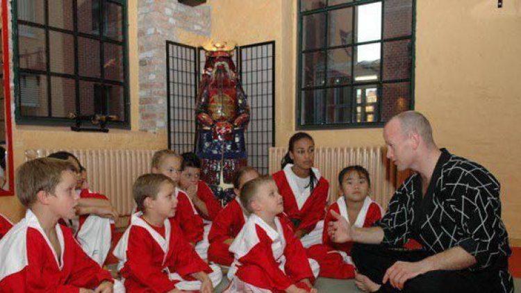 André Mewis hat sich vom Profi-Kampfsportler zum gefragten Lehrmeister entwickelt.