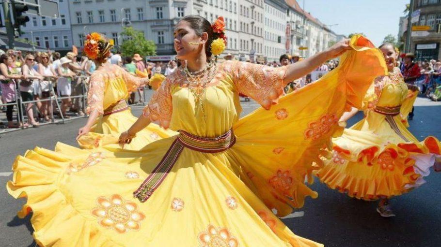 Berlin bittet zum Tanz beim diesjährigen Karneval der Kulturen.