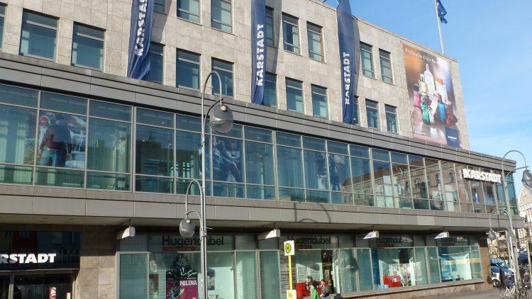 Karstadt: Kaufhaus-Institution am Hermannplatz
