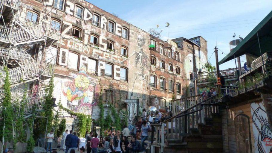 Im Kater Holzig findet am Wochenende das Raindance Film Festival 2013 statt