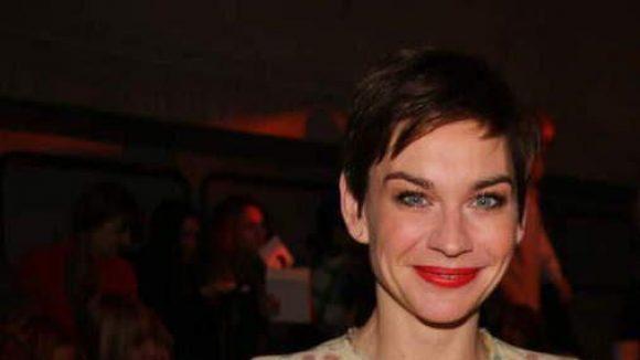 Auch dabei: Schauspielerin Christiane Paul und ...