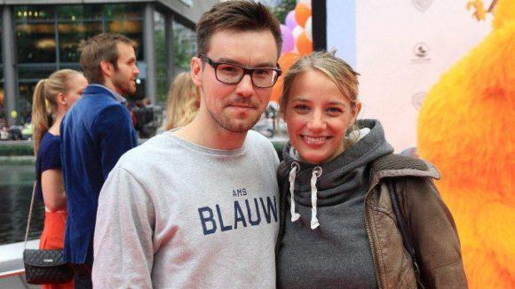 """Regisseur Tobias Wiemann und Schauspielerin Jytte-Merle Böhrnsen sind ein Paar und arbeiteten beim letzten von Til Schweiger produzierten Film """"Grossstadtklein"""" zusammen."""